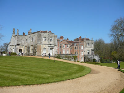 Mottisfont Country House
