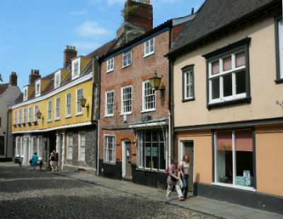 Discover a rich history in Norwich, Norfolk