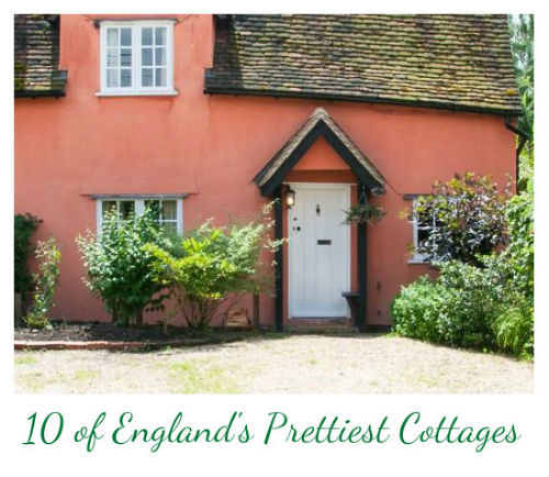 10 of England's Prettiest Country Cottages