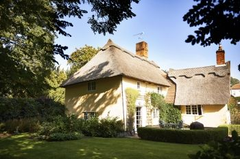 Guildhall Cottage in the Dedham Vale