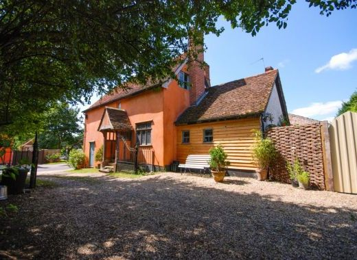Picture-perfect Suffolk Holiday Cottage