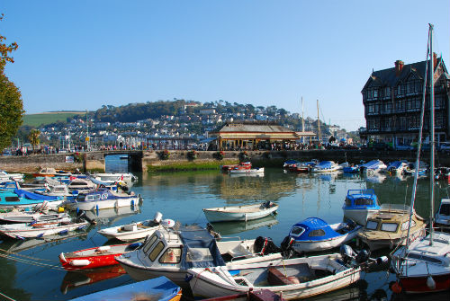 Dartmouth in Coastal Devon