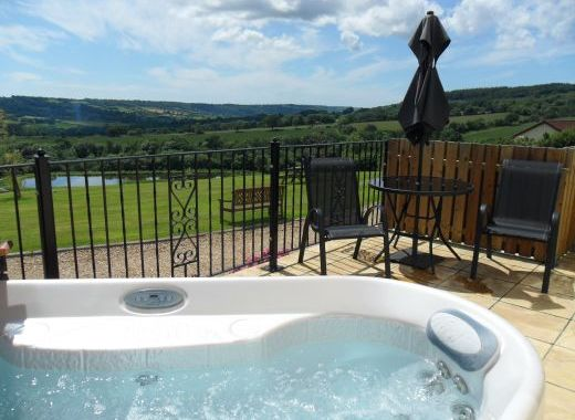 Odle Farm Cottages in Devon
