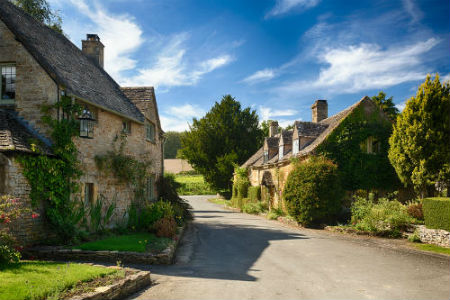 Cotswolds ideal for a staycation