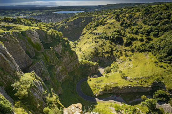 Cheddar Gorge Somerset
