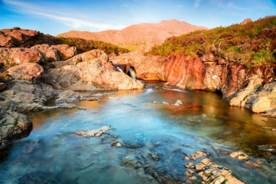 Experience a kind of magic with Skye's Fairy Pools