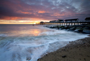 Suffolk Seascape by Chris Herring