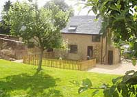Country cottages with fully enclosed gardens from Country Cottages