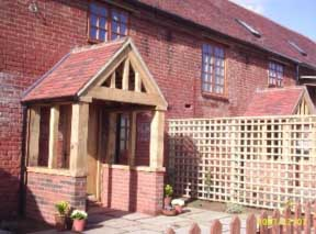 self-catering country cottages in Bedfordshire