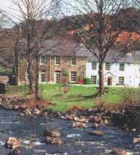 cottage in north Wales offering value for money accommodation