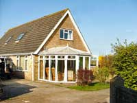Self-catering in Kent in a toddler and baby friendly house