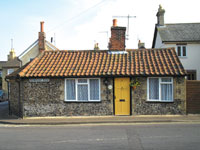 good value holiday cottage