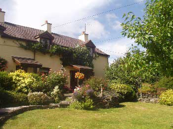 4 star cottages wales