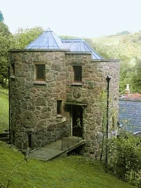 romantic and unusual self catering