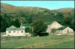 Self-catering country cottages and log cabins in the lake District of Cumbria