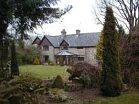 large group self catering Derbyshire