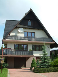 holiday house poland to let