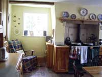 farmhouse kitchgen selfcatering