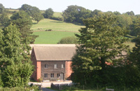 rural selfcatering in Herefordshire