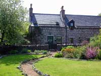 cottage deeside near balmoral Scotland