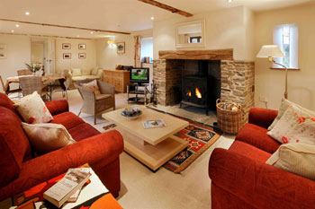 Romantic breaks at Little Quebb cottages