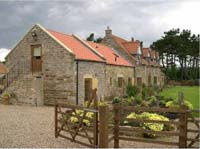holiday cottages with stabling and grazing for horse