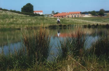 Fishing holidays self-catering cottages Poachers hideaway lincs