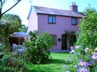 rose cottage suffolk late availability july august