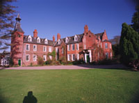 Large country house, group accommodation