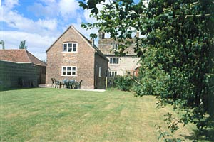 self catering holiday cottage suited to families with toddlers and young children