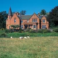 Large country house to rent near Edinburgh