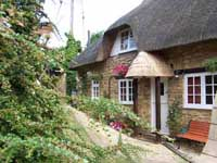 cottage near Chipping Campden Cotswolds