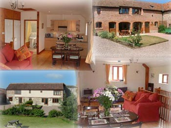 self-catering cottages and accommodation for the disabled, many features to enable independence