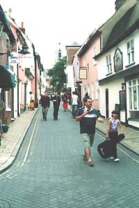 self-catering cottages  in Colchester for holidays