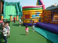 visit Madison Heights in Maldon for an enormous soft-play centre both indoor and out during the summer holidays - perfect for your self-catering holiday.  Sessions last 2 hours