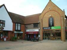 South Woodham Ferrers shops Queen Elizabeth II Sq.