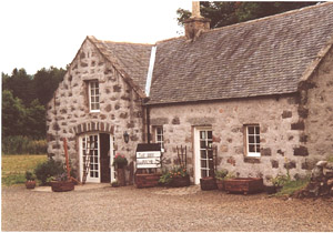 Visit milton arts and crafts centre at crathes in deeside for Arts and crafts store nearby