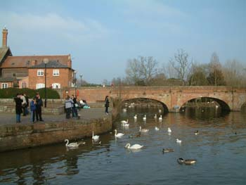 A-of Stratford Upon Avon ... Stratford upon Avon and Warwickshire from country cottages online uk