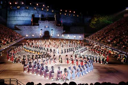 The 2010 Royal Edinburgh Military Tattoo | Edinburgh Military Tattoo