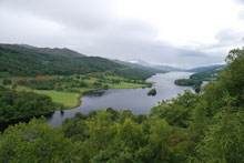 Pitlochry Queens View