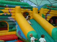 cottages bedfordshire - Woburn soft play