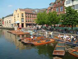 Guide To Self Catering Cottages In Cambridge