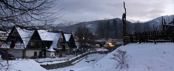 self catering holiday homes zakopane poland