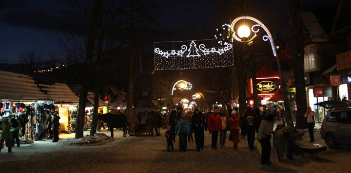 Christmas in Zakopane
