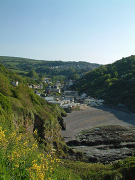 holiday cottages combe martin