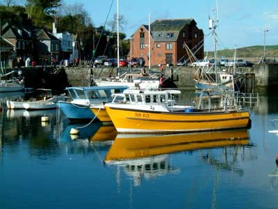 self catering cottage holidays Padstow Cornwall England