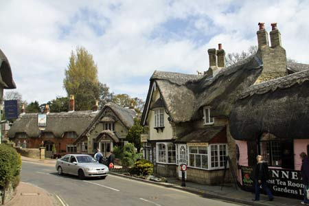 Self Catering Country Cottages In Shanklin Isle Of Wight England