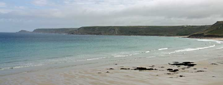 self catering cottage holidays Sennen Cove Cornwall