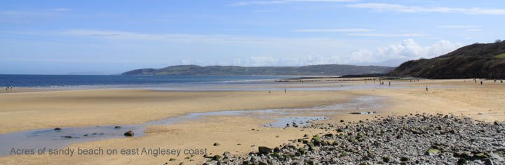 self catering holiday lets isle of anglesey wales