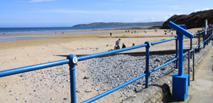 seaside holiday cottages wales